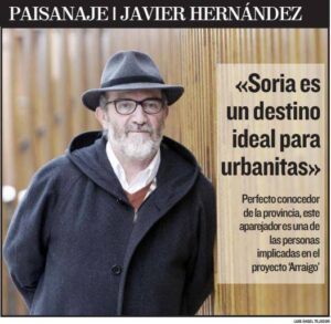 Lee más sobre el artículo «Soria es un destino ideal para urbanitas»