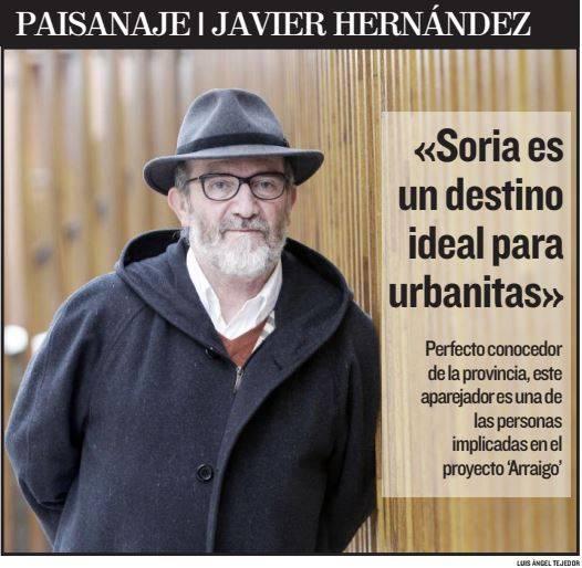 En este momento estás viendo «Soria es un destino ideal para urbanitas»