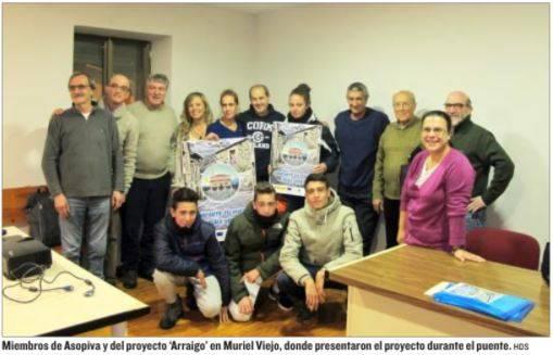 Asopiva evalúa sus viviendas para el Proyecto «Arraigo»