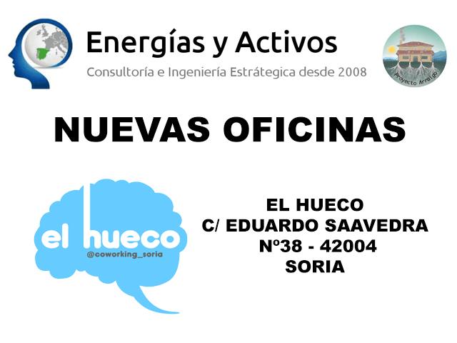 Proyecto Arraigo se translada a las oficinas de El Hueco
