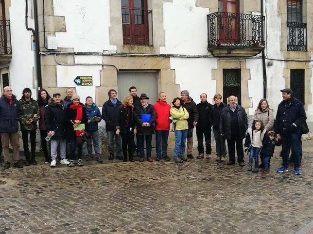 El Proyecto Arraigo visita la provincia con ocho familias