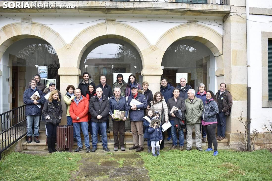Las primeras visitas del programa Arraigo deja buenas sensaciones entre la organización y vecinos