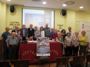 Lee más sobre el artículo Presentación de Proyecto Arraigo en el Centro Soriano de Zaragoza